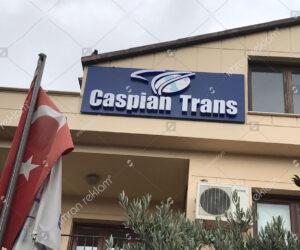 Caspian Trans Kutu Harf Tabela