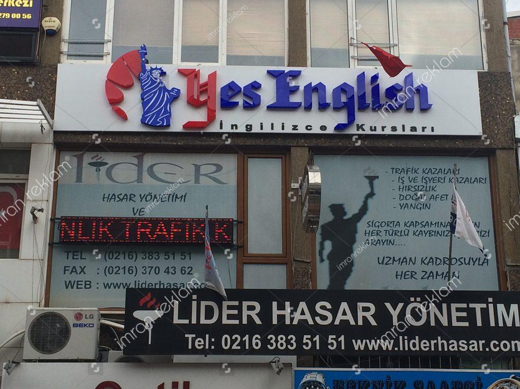 yes-english-tabelalar