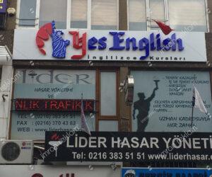 Yes English Tabela